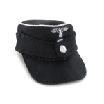 M43 Officer Panzer Elite Fieldcap (Black)