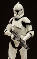 Star Wars - Clone Trooper Shiny Deluxe