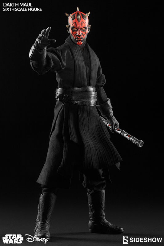 Star Wars - Darth Maul : Duel On Naboo