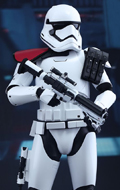 Star Wars : The Force Awakens - First Order Stormtrooper Officer