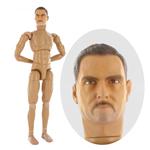 Pavlo Romanovich nude body