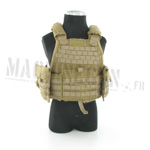 Body armor plate carrier SPC