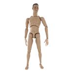 RAF fighting pilot nude body