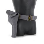 RAF webbing equipment belt and holster