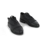Black RAF service shoes