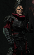 Lord Of The Rings - The Mordor Orc Lieutenant Guritz