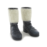 Felt Winter Marching Boots