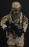 Zero Dark Thirty - DEVGRU MK46 MOD1 Gunner (Hobby Expo Exclusive)