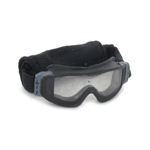 Tactical Goggles with Cover (Black)