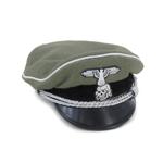 Schirmütze Elite Visor Cap Bevo Insignias (Feldgrau)