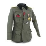 Veste Md36 Officier Général Elite (Feldgrau)