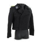 Blouson Panzer Elite insignes Officier Général (Noir)
