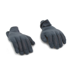 Flexible Gloved Hands (Grey)