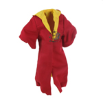 Kid Gryffindor Quidditch Robes (Red)