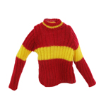 Kid Gryffindor Sweater (Red)