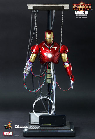 Iron Man - Mark III (Construction Version)