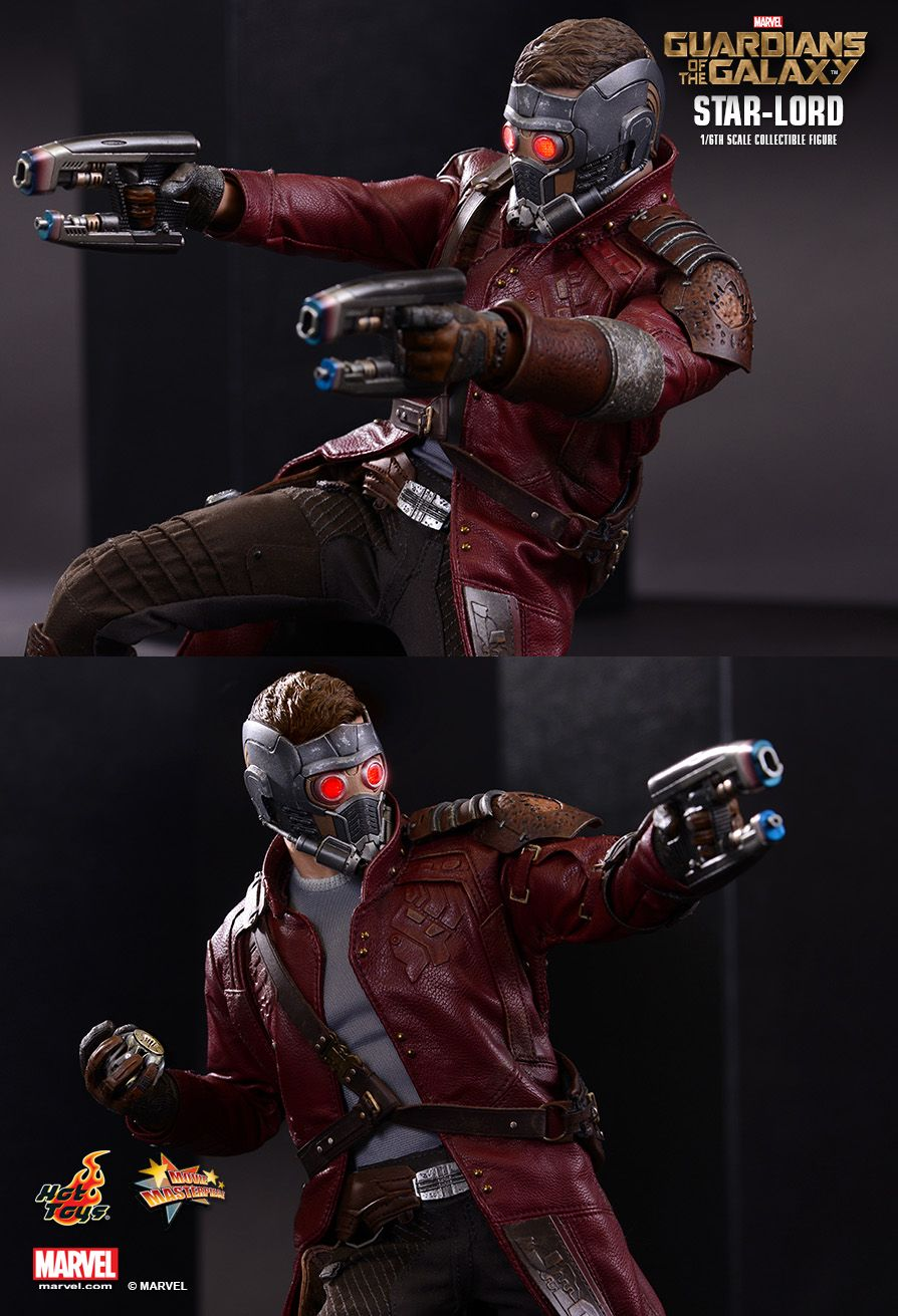 Guardians of the galaxy star lord for Galaxy toys