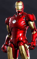 Iron Man - Mark III Die Cast