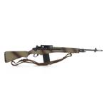 Fusil M14 avec sangle cuir M1907