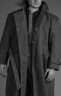 Gentleman Trench Set
