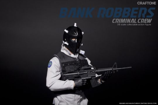 Bank Robbers - Criminal Crew (Premium Version)