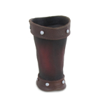 Protection de jambe (Marron)