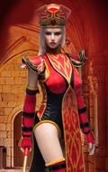 Set Female High Inquisitor