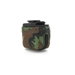100 rounds Ammo case Woodland camo
