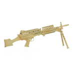 MK46 MOD0 Rifle Stock (Desert)