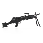 MK46 MOD1 Rifle Stock (Black)