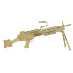 MK46 MOD1 Rifle Stock (Desert)