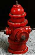 Hydrant Type B (Red)