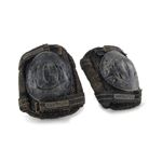 Black Rb knee pads