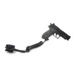 Pistolet Mk24 avec dragonne noire