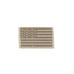 Insigne drapeau Etats-Unis sable