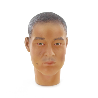 Asian headsculpt (Type B)