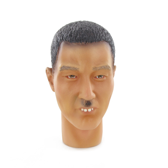 Asian headsculpt (Type D)