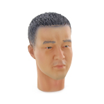 Asian headsculpt (Type C)