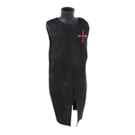 Templar Knight Tunic (Black)