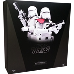 figurine Star Wars : The Force Awakens - First Order Snowtroopers Pack