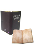 Doctor Who 500 Year Diary Journal