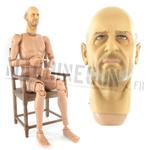 Major König nude body