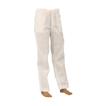 Dress Trousers (White)