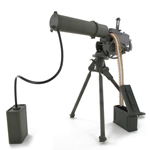 M1917 .30 cal Browning Machine Gun w/Tripod