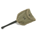 M43 Shovel (Moveable) with M43 Entrenching Tool Cover
