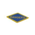 Insigne losange des Rangers
