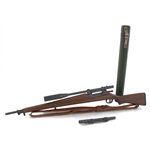 Springfield rifle (plastique)