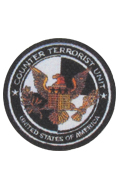 Counter Terrorism Unit Patch
