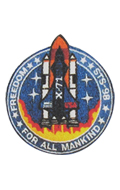 Freedom STS-98 Patch