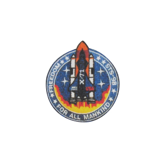 Patch Freedom STS-98